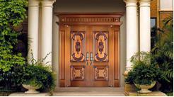 別墅銅門是身份的象征